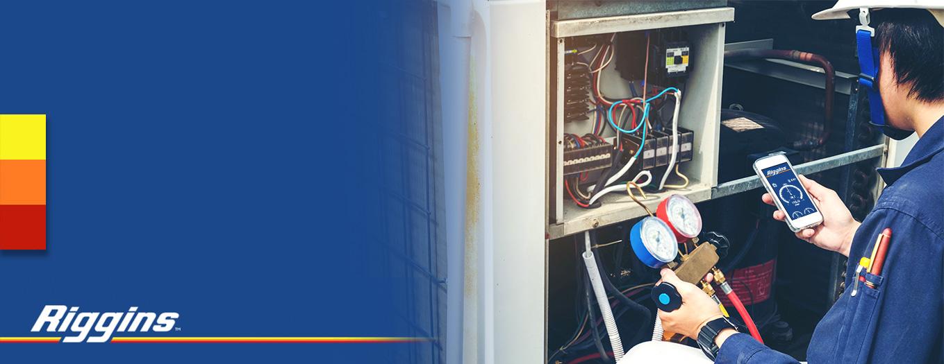 Riggins HVAC Checkup